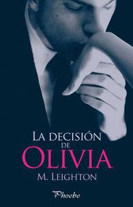 La decisión de Olivia: portada