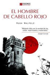 EL HOMBRE DEL CABELLO ROJO: portada