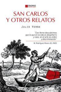 SAN CARLOS Y OTROS RELATOS: portada