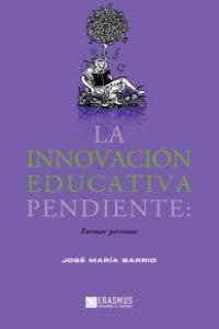 LA INNOVACIÓN EDUCATIVA PENDIENTE: portada