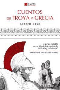 CUENTOS DE TROYA Y GRECIA: portada