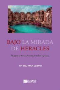BAJO LA MIRADA DE HERACLES: portada