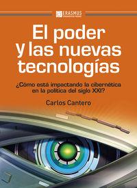EL PODER Y LAS NUEVAS TECNOLOGIAS: portada
