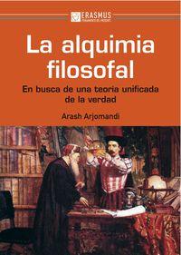 LA ALQUIMIA FILOSOFAL: portada