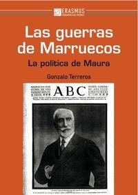 LAS GUERRAS DE MARRUECOS: portada