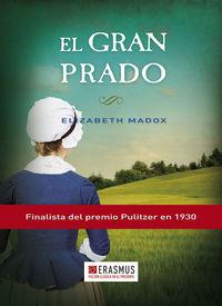 EL GRAN PRADO: portada