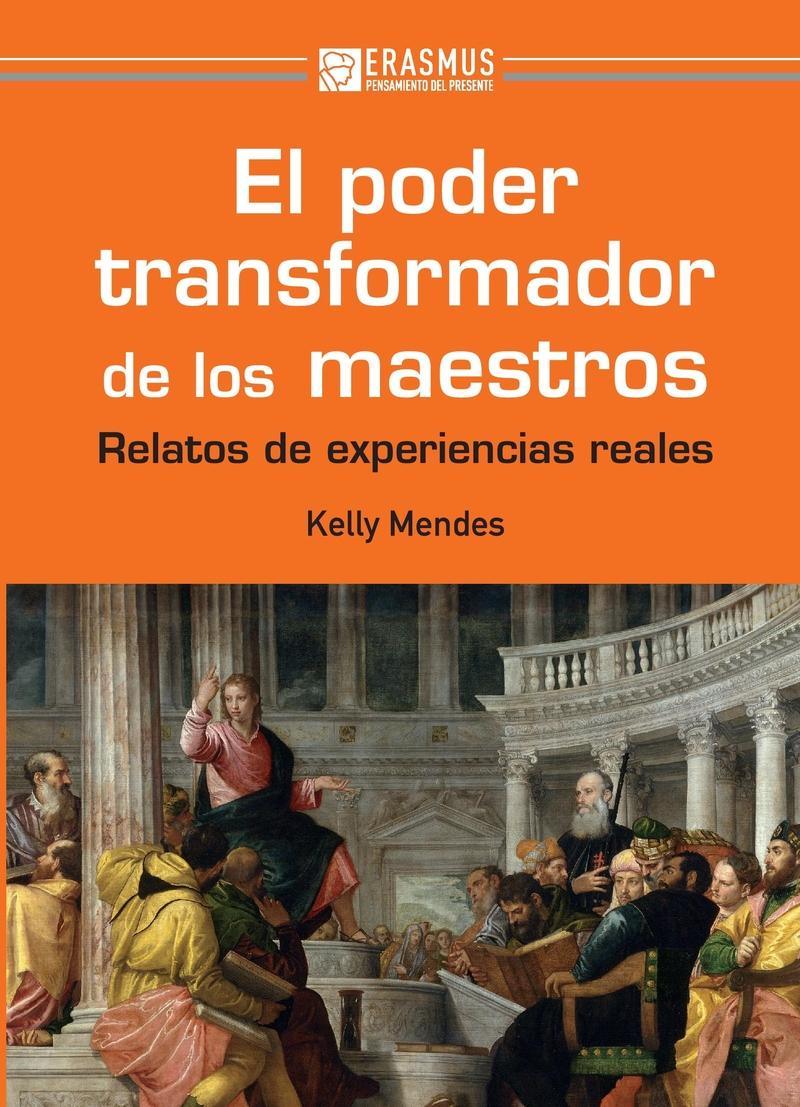 EL PODER TRANSFORMADOR DE LOS MAESTROS: portada