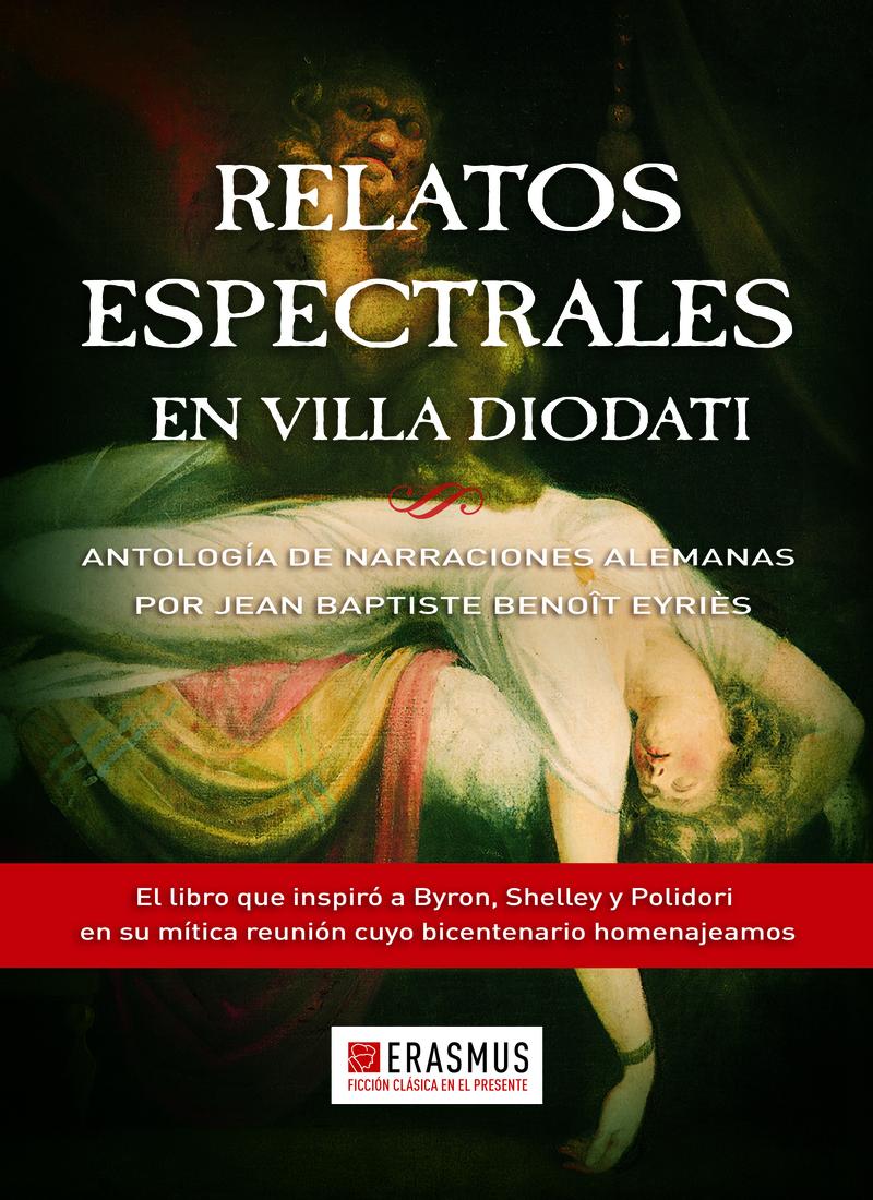 RELATOS ESPECTARLES: portada