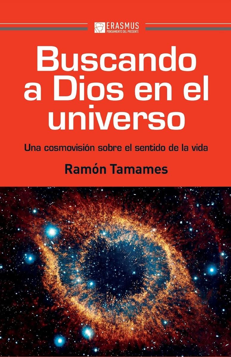BUSCANDO A DIOS EN EL UNIVERSO: portada