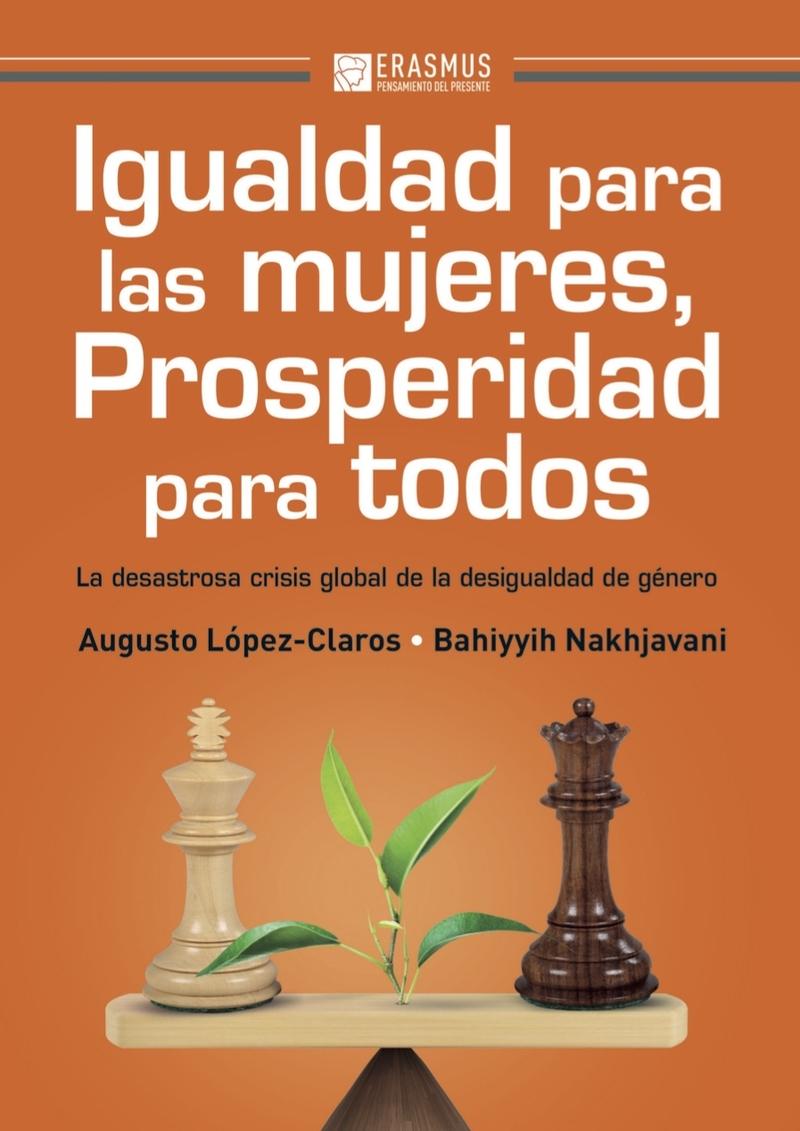 IGUALDAD PARA LAS MUJERES, PROSPERIDAD PARA TODOS: portada