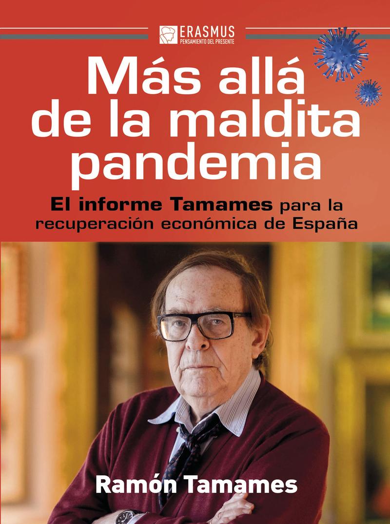 MÁS ALLÁ DE LA MALDITA PANDEMIA: portada