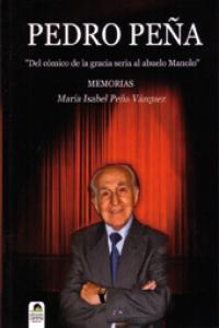 Pedro Pe�a: portada
