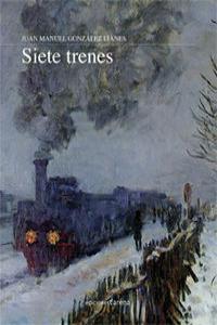 Siete trenes: portada