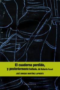 cuaderno perdido, El: portada