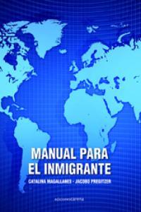 Manual para el inmigrante: portada