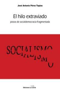 HILO EXTRAVIADO,EL: portada