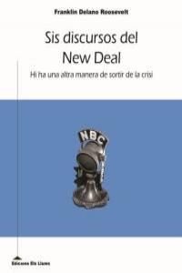 SIS DISCUROS DEL NEW DEAL - CAT: portada