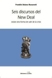 SEIS DISCURSOS DEL NEW DEAL: portada