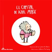 El Capital de Karl Marx: portada