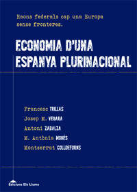 Economia d'una Espanya plurinacional: portada