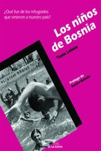 LOS NIÑOS DE BOSNIA: portada