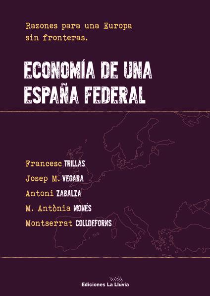 Economía de una España federal: portada