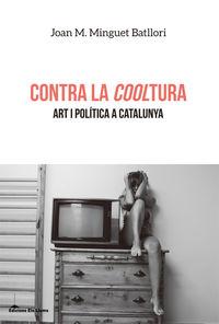 Contra la Cooltura: portada