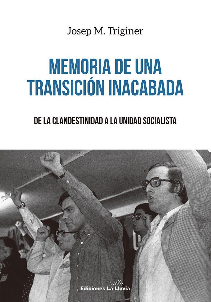 Memoria de una transición inacabada: portada