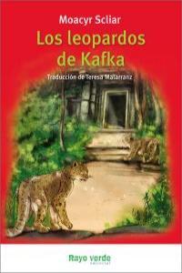 Los leopardos de Kafka: portada