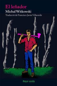 El leñador: portada