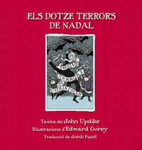 Els dotze terrors de Nadal: portada