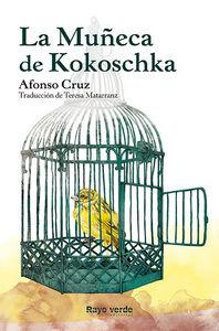 La muñeca de Kokoschka: portada