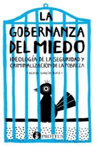 LA GOBERNANZA DEL MIEDO: portada