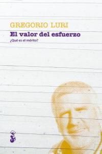 EL VALOR DEL ESFUERZO: portada