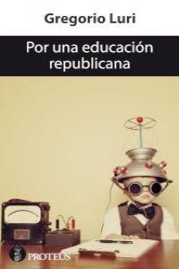 POR UNA EDUCACI�N REPUBLICANA: portada