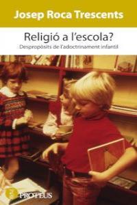 Religió a l'escola?: portada