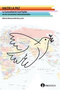 Hacer la paz: portada