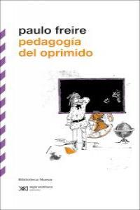 PEDAGOGíA DEL OPRIMIDO: portada