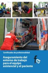ASEGURAMIENTO DEL ENTORNO DE TRABAJO PARA EL EQUIPO ASISTENC: portada