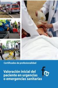 VALORACIÓN INICIAL DEL PACIENTE EN URGENCIAS O EMERGENCIAS S: portada