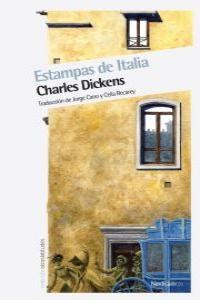 Estampas de Italia: portada