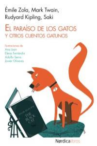 PARAISO DE LOS GATOS Y OTROS CUENTOS GATUNOS,EL (6ª EDICIÓN): portada