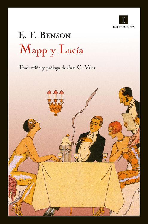 Mapp y Lucía: portada