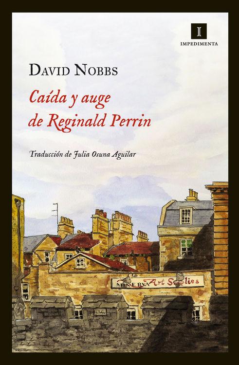 Caída y auge de Reginald Perrin (3ª EDICIÓN): portada