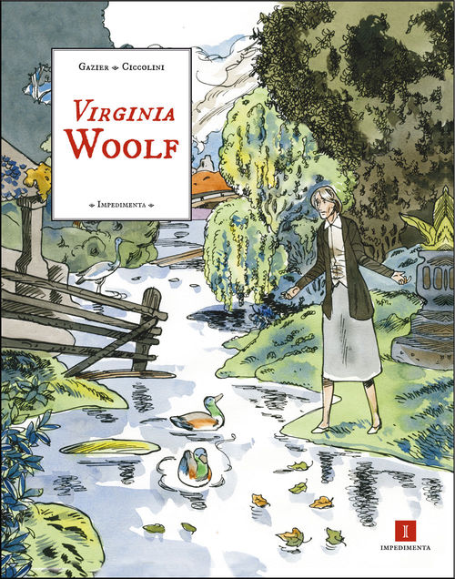 Virginia Woolf: portada