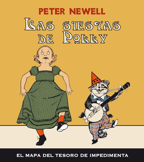 Las siestas de Polly: portada