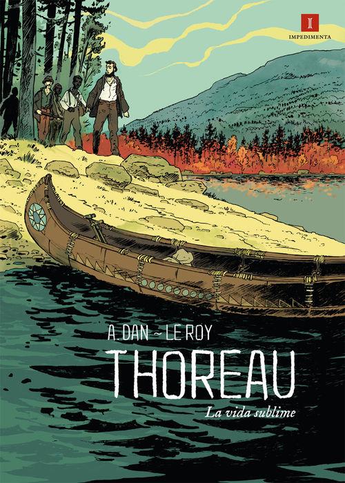 Thoreau, la vida sublime: portada