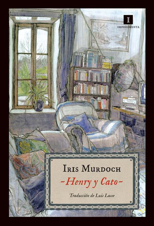 Henry y Cato: portada