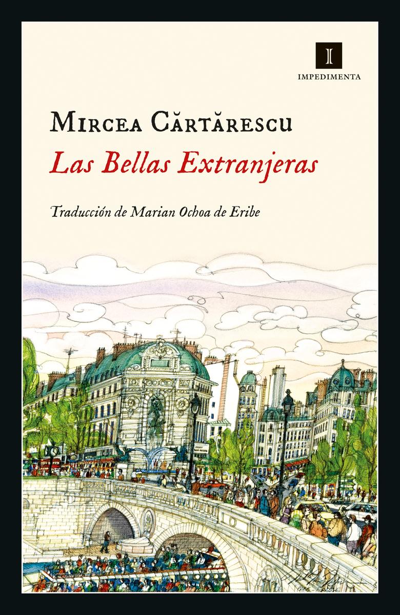 Las Bellas Extranjeras (2ª EDICIÓN): portada