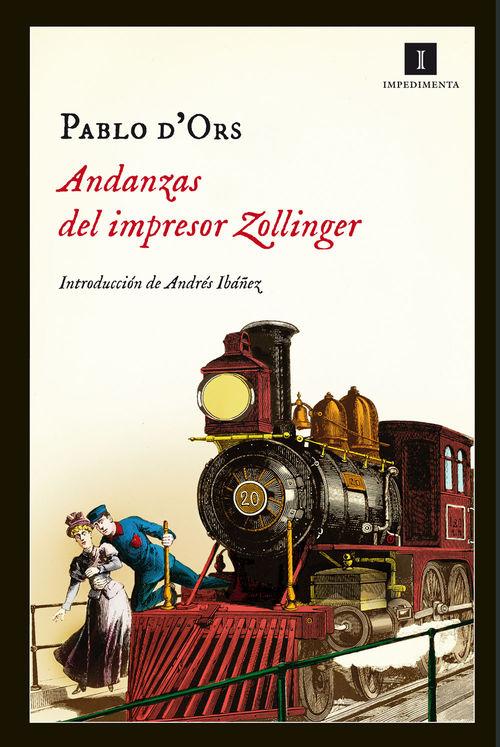 Andanzas del impresor Zollinger: portada